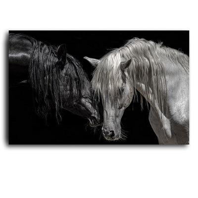 Poster Chevaux Chambre