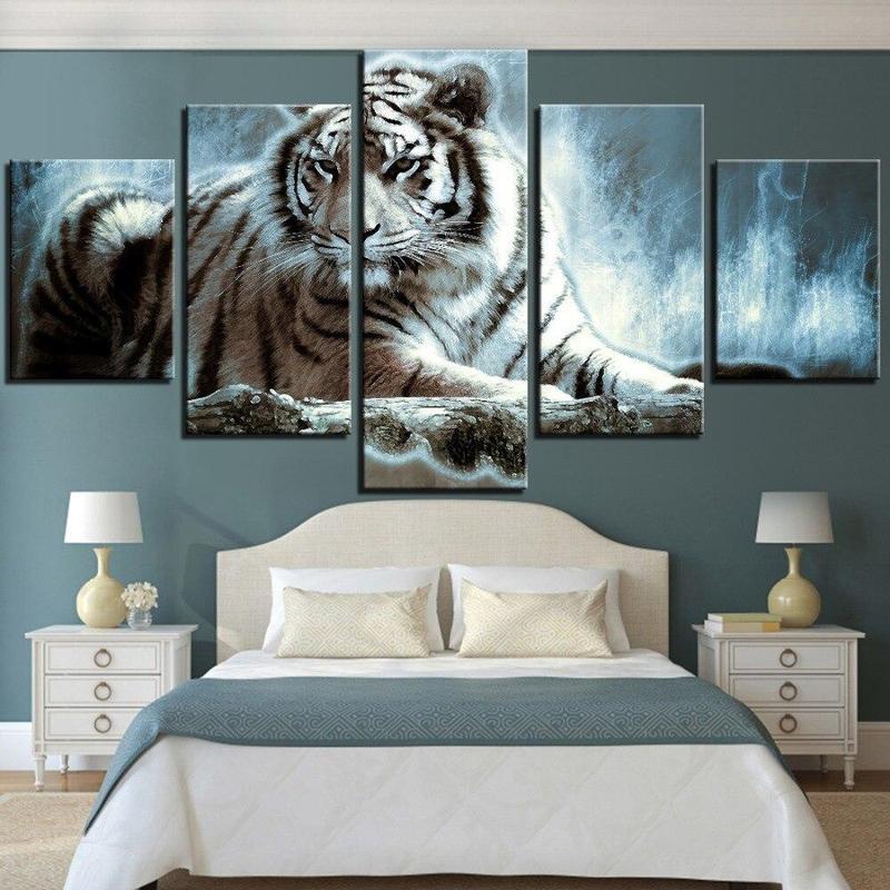 Tableau Deco Tigre