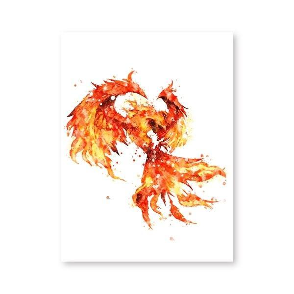 Toile Phoenix