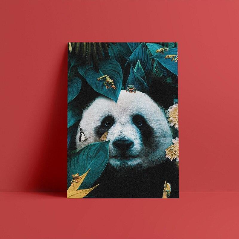 Tableau Panda Enfant