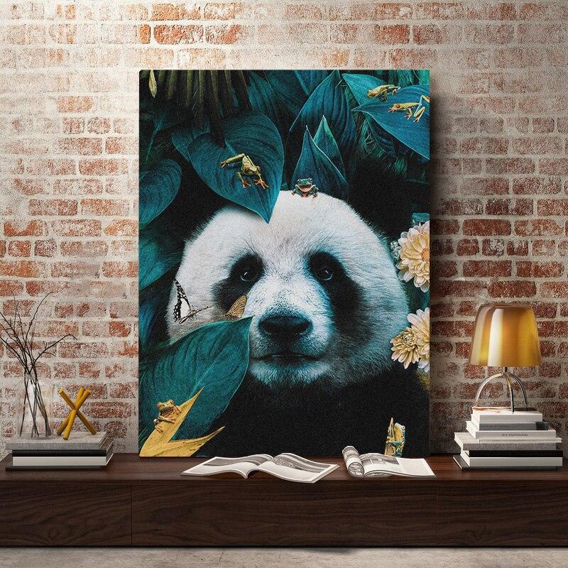 Tableau Panda Déco