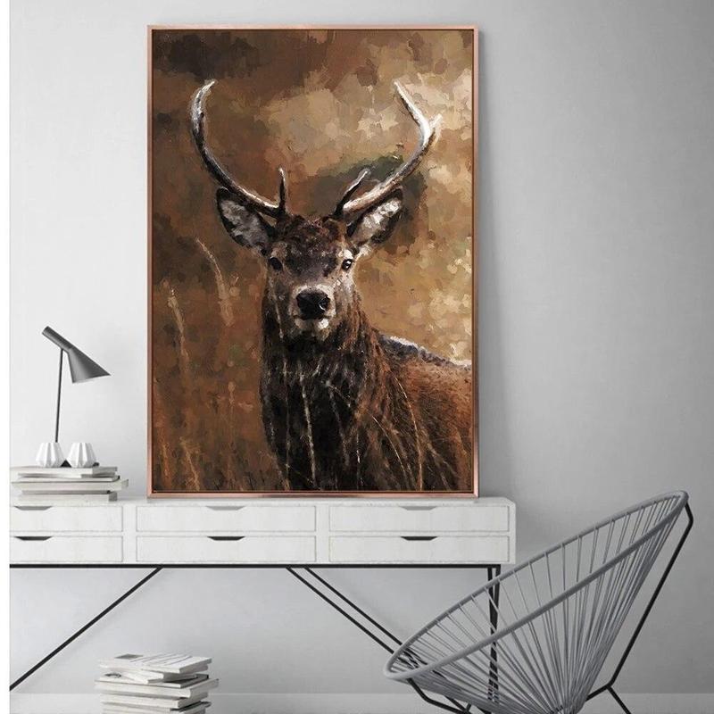 products tableau peinture acrylique animaux 3