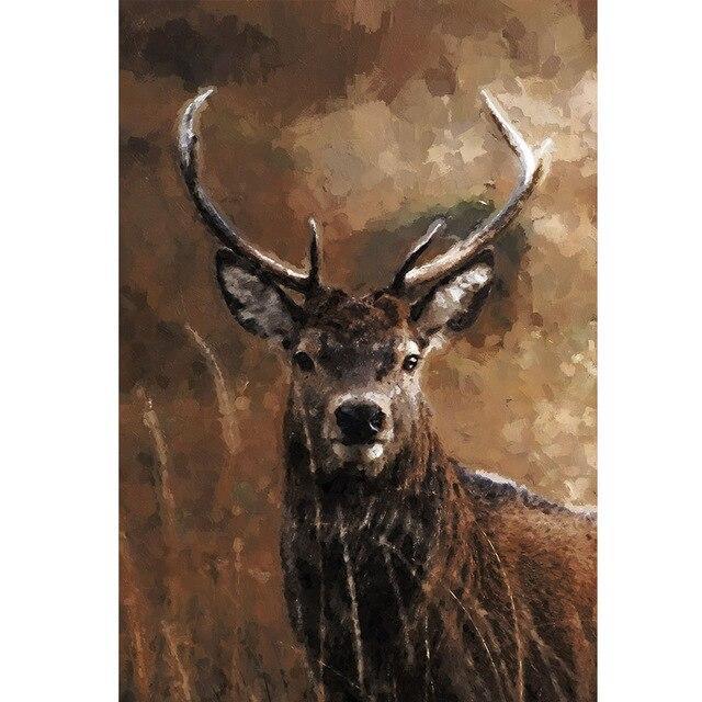 products tableau peinture acrylique animaux 4