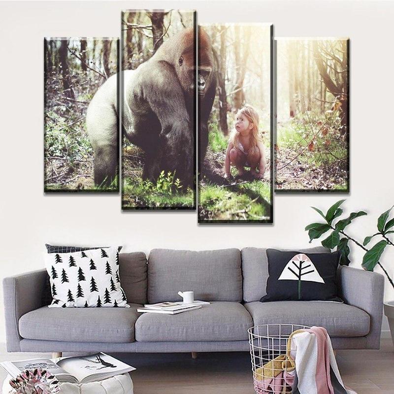 products tableau peinture gorille 2