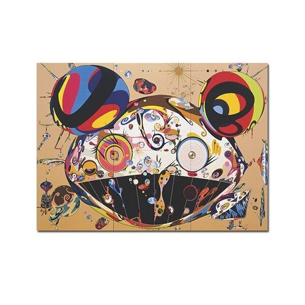 Tableau Grenouille Pop Art Moderne