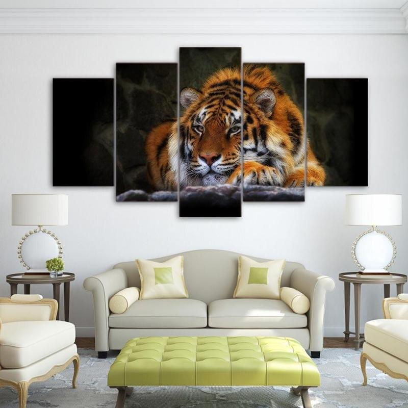 products tableau peinture tigre 2