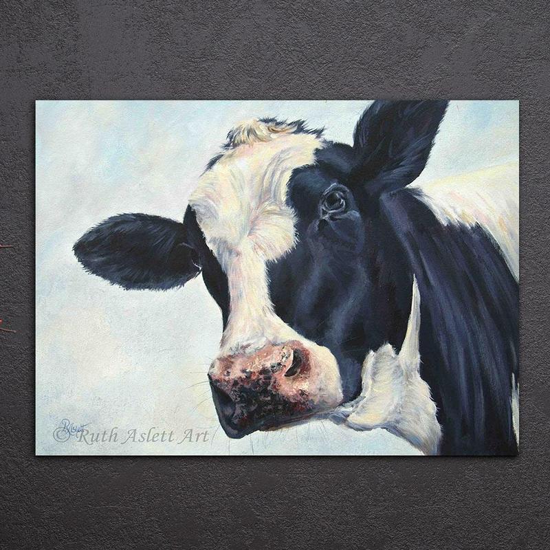 Tableau Vache