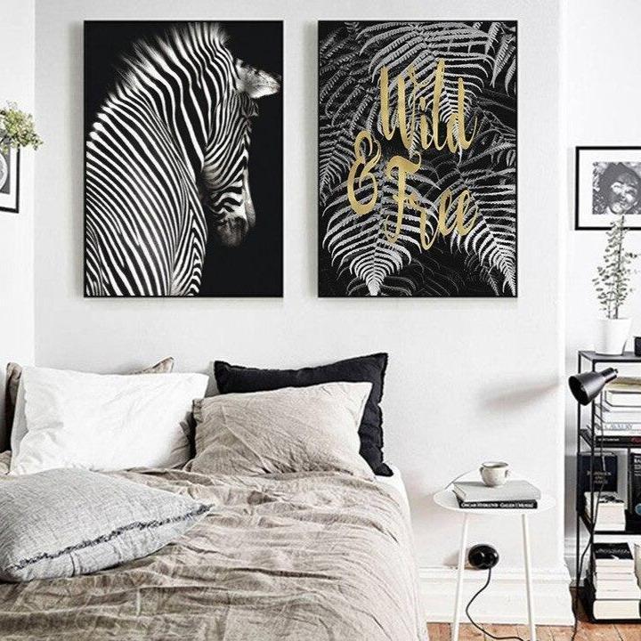 Tableau Zebra