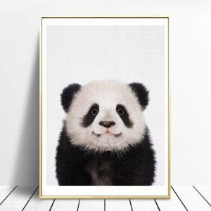 Tableau Panda Adorable