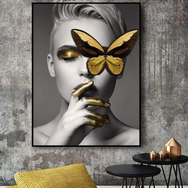 Poster Mural Papillon